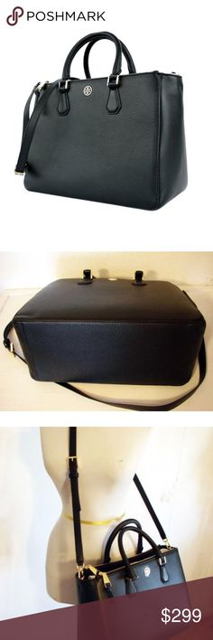 Tory Burch Landon bag Classic black bag Tory Burch Bags