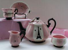 Tea Time in Paris!