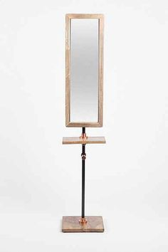 4040 Locust Industrial Storage Valet Stand: UO Should get something like that for the main door to put Sophie's leash and stuff