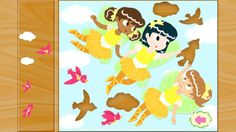 Flower Fairies Ballet: Fairy Ballerina Puzzles for Kids ($0.00 on 3/20/13) Do your kids love fairies? Do they love ballerinas and puzzles too? Look no further. Flower Fairies Ballet: Fairy Ballerina Puzzles for Kids is a fun animated puzzle game for toddlers, preschoolers, and kids from ages 1 to 6.