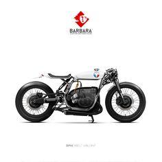 BARBARA MOTORCYCLES : Photo