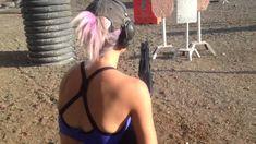 Tori Nonaka shooting Benelli & GLOCK