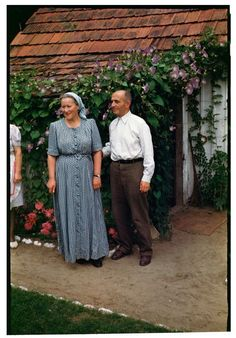 Shooting Film: Amazing Colour Photos of Warsaw after World War II, in August 1947