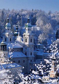 Fairytale.. Salzburg, Austria