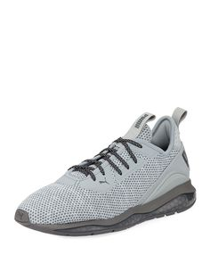 581fa7071414 PUMA MEN S CELL DESCEND KNIT RUNNING SNEAKERS.  puma  shoes