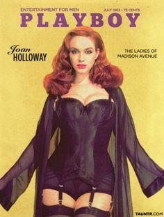 Joan Holloway, Playboy, The Ladies of Madison Avenue