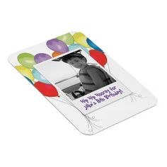 Birthday Balloons Photo magnet Surprise Birthday Gifts, Birthday Diy, Photo Magnets, Birthday Balloons, Party Gifts, Customized Gifts, Prints, Things To Sell, Party Ideas