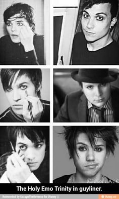 Non of my friends no what I'm talking about whenever I say guyliner