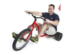 Adult Drift Trike - Might start biking to work