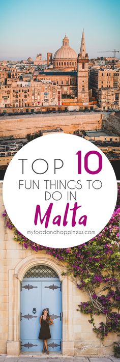 Top 10 Fun Things to Do in Malta & Gozo in 5 days! Discover the best places to visit, where to stay, eat and some tips on driving in Malta & Gozo. The Places Youll Go, Cool Places To Visit, Malta Travel Guide, Scuba Diving Courses, Malta Gozo, Malta Island, Where To Go, Fun Things, Family Travel