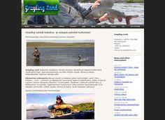 Grayling Land on muoniolainen elämyspalveluita tarjoava yritys, joka toteutti kotisivunsa Kotisivukone.fi -palvelun avulla.