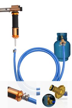 Electronic Ignition Liquefied Gas Welding Gun Torch Kit™ with Hose Welding Gun, Welding Torch, Welding Rods, Metal Welding, Metal Working Tools, Metal Tools, Propane Forge, Construction Tools, Brazing