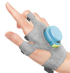 """Hope in a Glove for Parkinson's Patients  """"My idea was to use gyroscopes to instantaneously and proportionally resist a person's hand movement, thereby dampening any tremors in the wearer's hand."""""""