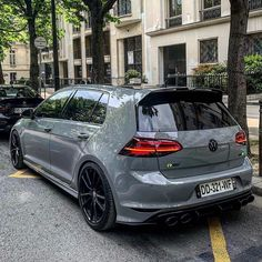 Vw Golf R Mk7, Golf 7 Gti, Volkswagen Golf R, Gti Mk7, Nardo Grey, Hatchback Cars, Vw Cars, Ford Ranger, Sport Cars