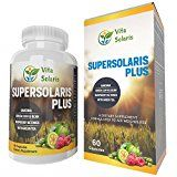 3-in-1 Pure Garcinia Cambogia Extract HCA  Green Coffee Bean and Raspberry Ketones Complex with Green Tea  Natural Fat Burner & Safe Appetite Suppressant for Weight Loss 60 Count by Vita Solaris