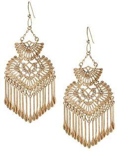 Boho Chandelier Earrings Gold Chandelier Earrings 44671548befd