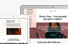 Contextual.mx is a magazine style website for thoughtful day-to-day content. Its purpose is to settle the reader in a standing point with perspective of the context in which he's surrounded.The website's main intention is to focus on the content and mai…