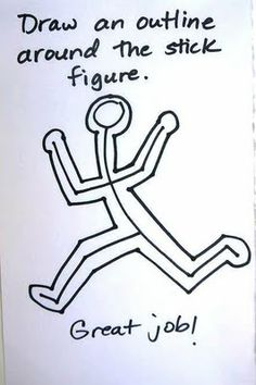 Keith Haring how-to