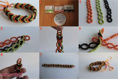 Boncuklardan örme bileklik yapımı Diy Jewelry, Jewelry Making, Beading Projects, Washer Necklace, Bracelet Watch, Diys, Crochet Necklace, Beaded Bracelets, Beads