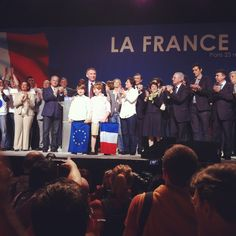 La Marseillaise  Grand rassemblement de François Bayrou au Zénith de Paris