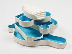 Celeb Bowls, Design: Damian Fopp