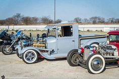 pictures of rat rod trucks Dually Trucks, Old Ford Trucks, Hot Rod Trucks, Diesel Trucks, Pickup Trucks, Truck Drivers, Semi Trucks, Rat Rod Pickup, Traditional Hot Rod