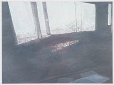 Luc Tuymans, Wall (2011), via David Zwirner