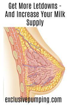 Milk alternative breast