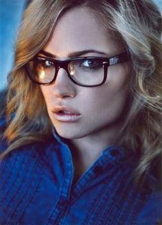 Ryerson Ricki Lee, Pretty Face, The Borrowers, Campaign, Money, Female, Glasses, Medium, Style