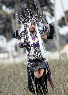 League of Legends - Syndra