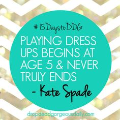 #15daystoDDG : The (almost) perfect wardrobe checklist (day 2) - dropdeadgorgeousdaily.com