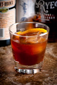 Mixing with Fernet-Branca—the Toronto #Cocktail