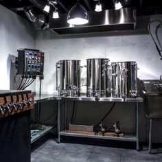 Home Brewing Equipment, Wall Outlets, Heating Element, Beer Brewing, Control Panel, Diy Kits, Espresso Machine, Craft Beer, Kettle