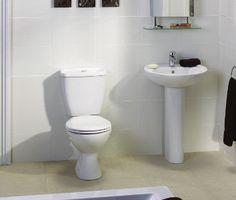 Atlantic Bathroom Suite Aquaceramica Range