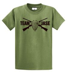 People who know me BEST would be shocked to find out.... I am Team Jase!!!