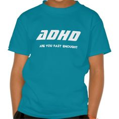 ADHD, are you fast enough?