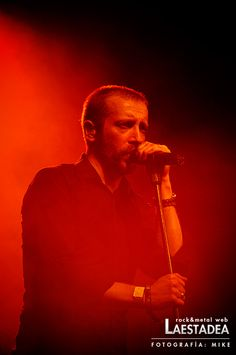 Nick Holmes (Paradise Lost)