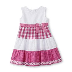 Frocks For Girls, Little Girl Dresses, Girls Dresses, Summer Dresses, Baby Frocks Style, Look 2018, Kids Fashion, Womens Fashion, Handmade Clothes
