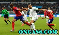 Algeria put themselves in pole position to reach the World Cup knock-out stages for the first time with a win over South Korea in Porto Alegre on Sunday. It was the first time an African team had scored four goals in a World Cup match and ended a World Cup Match, South Korea, Beats, African, Running, History, Sports, How To Make, Brazil
