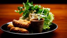 Vietnamese Spring Rolls with a Sweet and Sour Fish Sauce