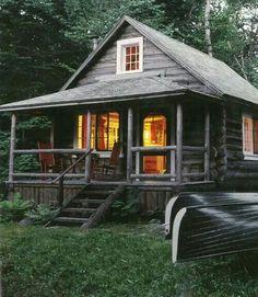 Casa en el lago.