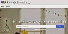 Easy Cloud Computing NL: Nieuwe Google Domeinservice