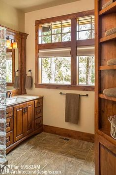 Plan Mountain Photo Gallery Corner Lot Ranch Northwest Craftsman House Plans & Home Designs