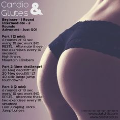 Summer Body Workout 3: Cardio
