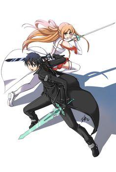 Sword Art by ishquid