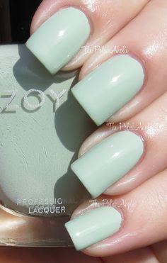 Maybe- The PolishAholic: Zoya Neely