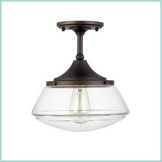 40 high style lights for low ceilings 15