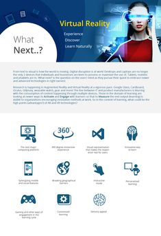 Virtual Reality: Experience, Discover, Learn Naturally Infographic - http://elearninginfographics.com/virtual-reality-experience-discover-learn-naturally-infographic/