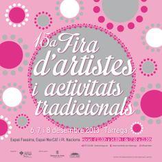 #firaartistes #tarrega #savinavall #2013 @Savina Vall
