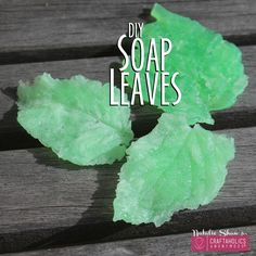 Make some fancy soap leaves for hand-washing fun! You will need: Microwave Melt and Pour Soap Base (or other so. Diy Wedding Backdrop, Diy Wedding Bouquet, Diy Soap Leaves, Diy Soap Petals, Diy Christmas Lights, Soap Recipes, Home Made Soap, Handmade Soaps, Soap Making